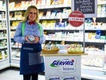 Gervais Bistro in Czech hypermarkets (2)