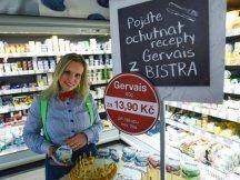 Gervais Bistro in Czech hypermarkets (26)