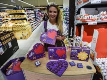 Milka Valentine - 624 promotional activities in 2 days! (2)