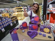 Milka Valentine - 624 promotional activities in 2 days! (3)
