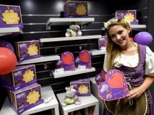 Milka Valentine - 624 promotional activities in 2 days! (4)