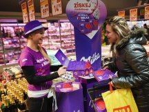 Milka Valentine - 624 promotional activities in 2 days! (9)