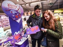 Milka Valentine - 624 promotional activities in 2 days! (10)