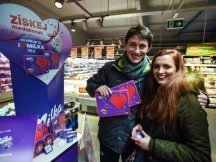 Milka Valentine - 624 promotional activities in 2 days! (11)