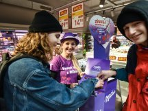 Milka Valentine - 624 promotional activities in 2 days! (12)