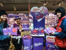 Milka Valentine - 624 promotional activities in 2 days! (13)