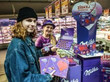 Milka Valentine - 624 promotional activities in 2 days! (14)