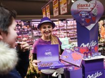 Milka Valentine - 624 promotional activities in 2 days! (15)