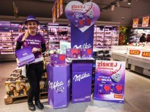 Milka Valentine - 624 promotional activities in 2 days! (17)