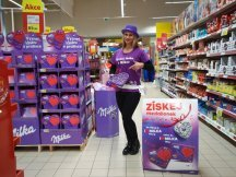 Milka Valentine - 624 promotional activities in 2 days! (22)