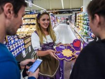 Milka Valentine - 624 promotional activities in 2 days! (27)