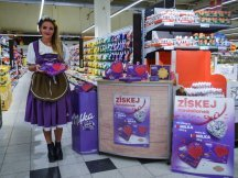 Milka Valentine - 624 promotional activities in 2 days! (28)