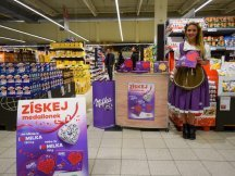 Milka Valentine - 624 promotional activities in 2 days! (30)
