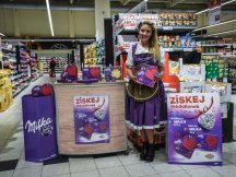 Milka Valentine - 624 promotional activities in 2 days! (31)