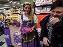 Milka Valentine - 624 promotional activities in 2 days! (33)