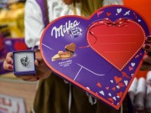 Milka Valentine - 624 promotional activities in 2 days! (36)