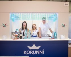 Korunní WATER & WINE road show