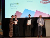 Prestigious award for ppm factum! (3)