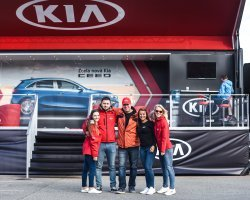 KIA Family Road Show