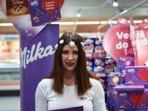 I Love Milka – valentýnské promotion (2)