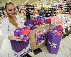I Love Milka – valentýnské promotion