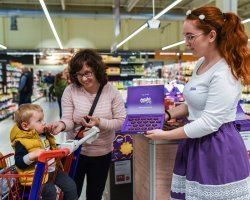 Mom's Day from Milka