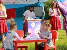 Rexík Zóna na rodinných festivalech (5)