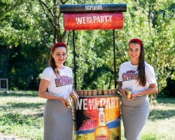 Desperados –  we are the party