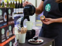 Starbucks teamed up with Nescafé Dolce Gusto (4)
