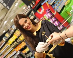 The coffee experience returns to hypermarkets