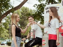 Babybel Protein - road show (3)