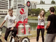 Babybel Protein - road show (8)