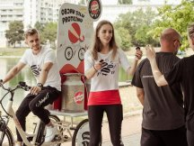 Babybel Protein - road show (9)