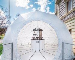Laboratoř - Svět bez kouře