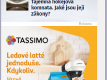 Retail campaign online? Yes! Caramel Latte from Tassimo. (1)