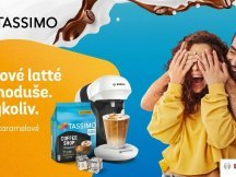 Retail campaign online? Yes! Caramel Latte from Tassimo. (3)