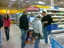 Sedlčanský cheese promotion (1)