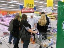 Sedlčanský cheese promotion (2)