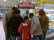 Sedlčanský cheese promotion (3)